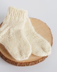 Vilnonės kojinės, 12cm -13cm